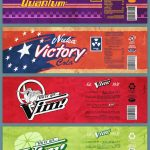 Free Printable Soda Vending Machine Labels Fallout Soda Labels I Got   Free Printable Vending Machine Labels
