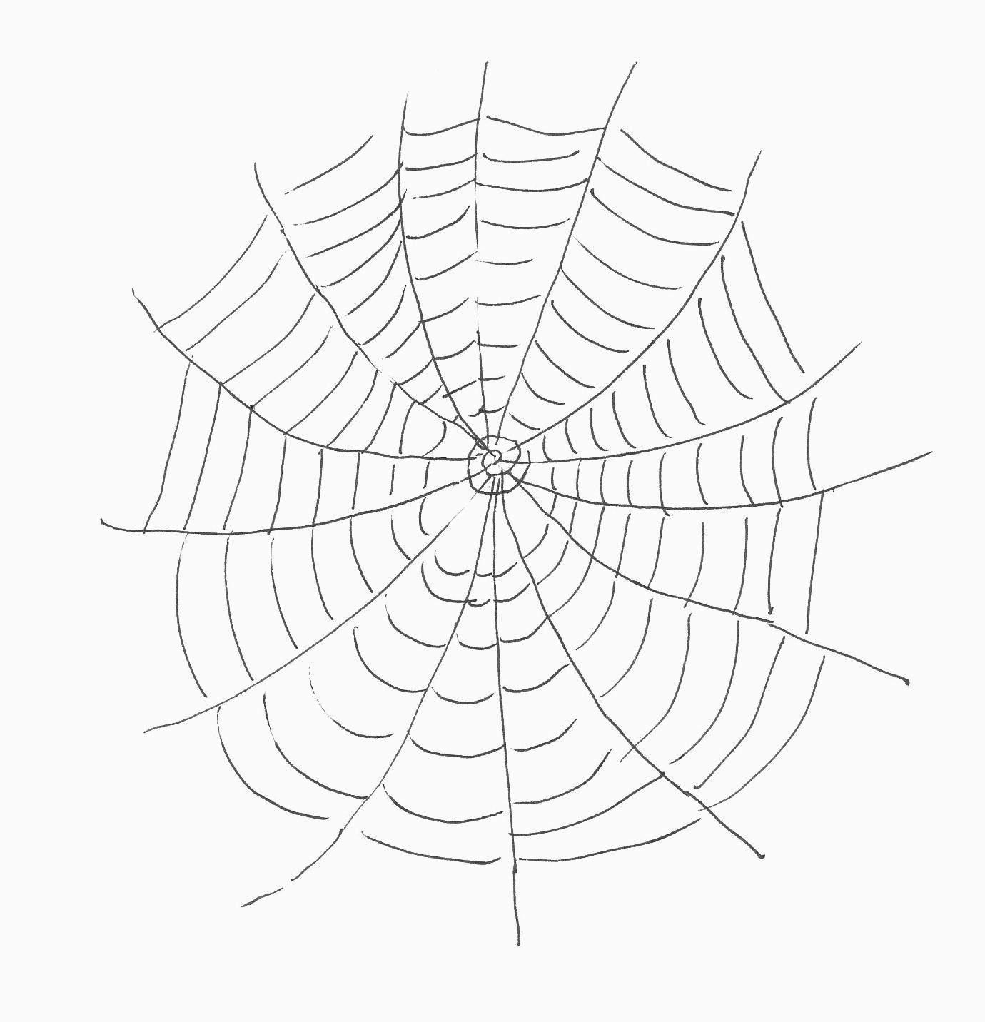 Free Printable Spider Web Coloring Pages For Kids For Coloring Pages - Free Printable Spider Web