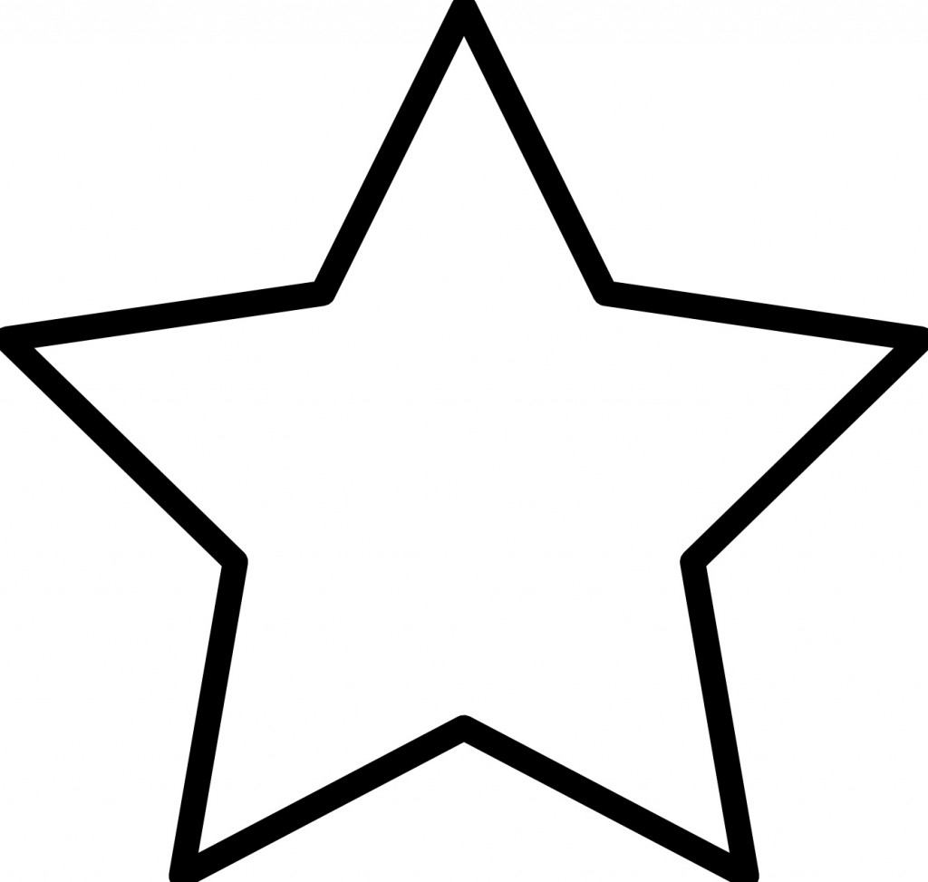 Free Printable Star, Download Free Clip Art, Free Clip Art On - Free Printable Stars