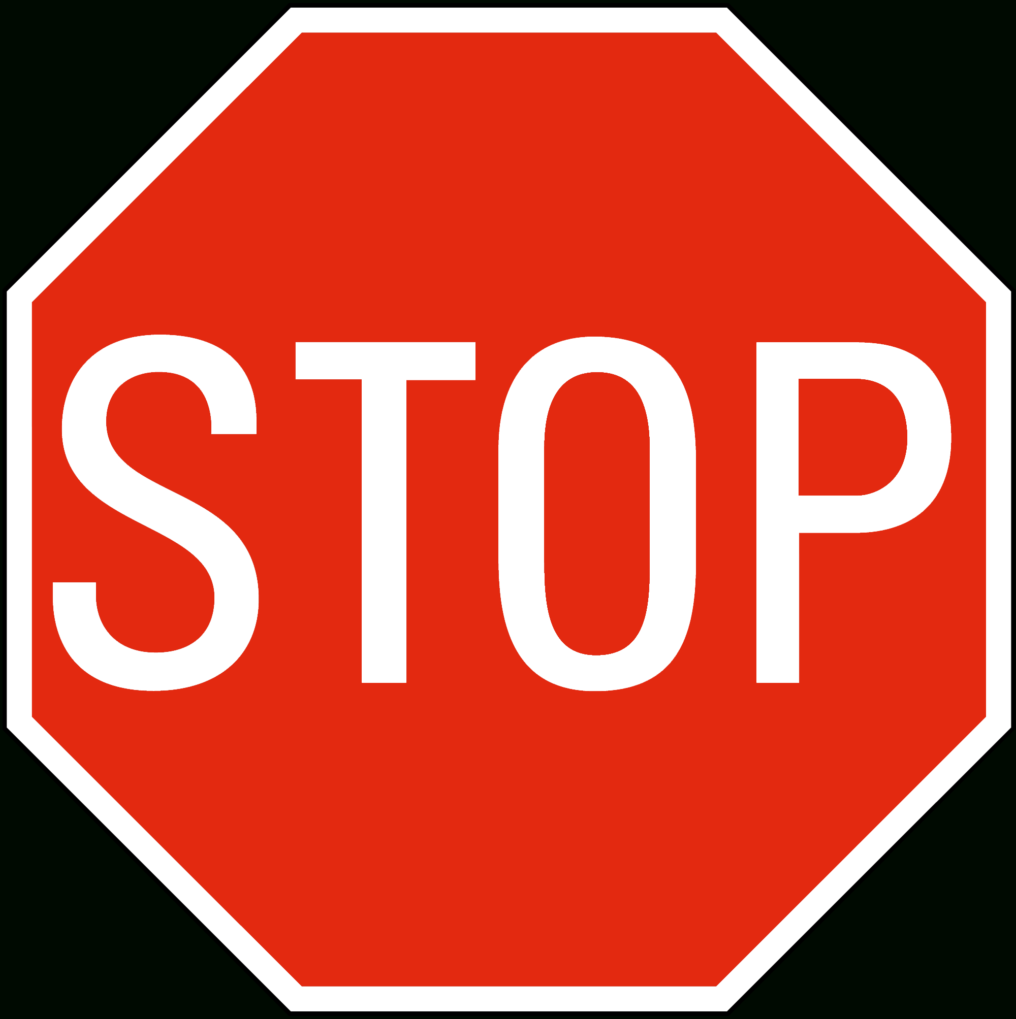Free Printable Stop Signs, Download Free Clip Art, Free Clip Art On - Free Printable Sign Templates