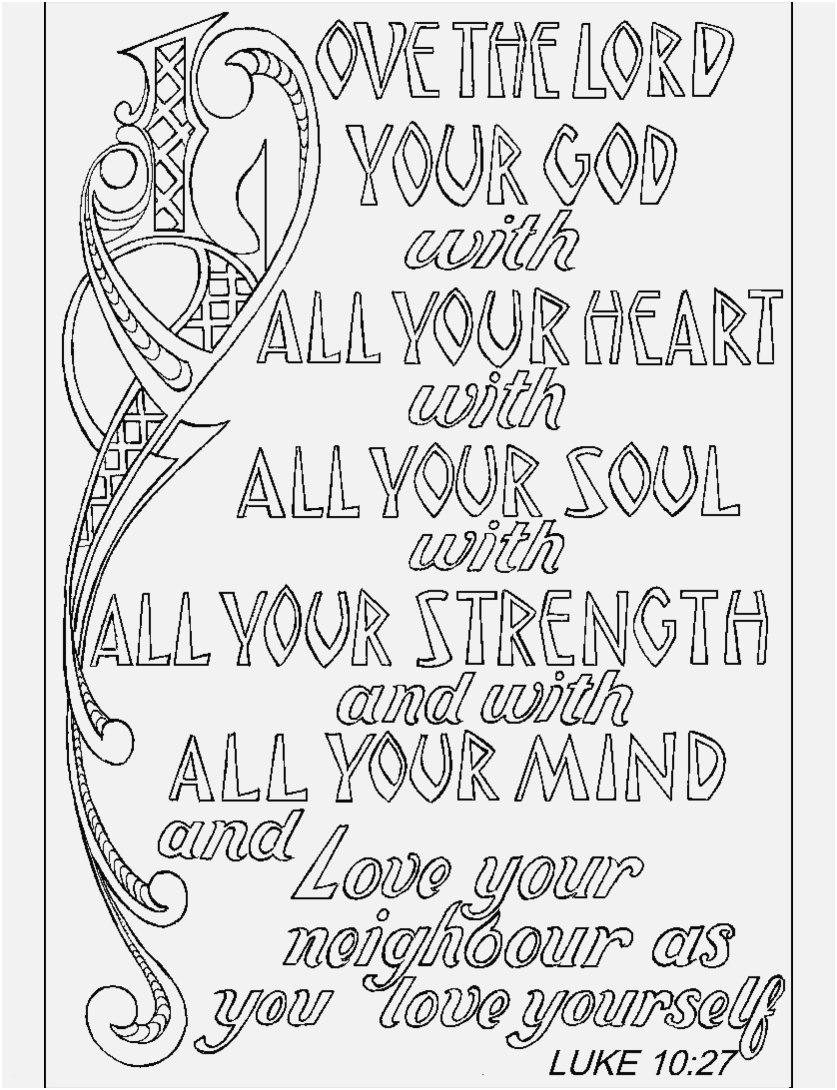 Free Printable Ten Commandments Coloring Pages | Free Printable Download