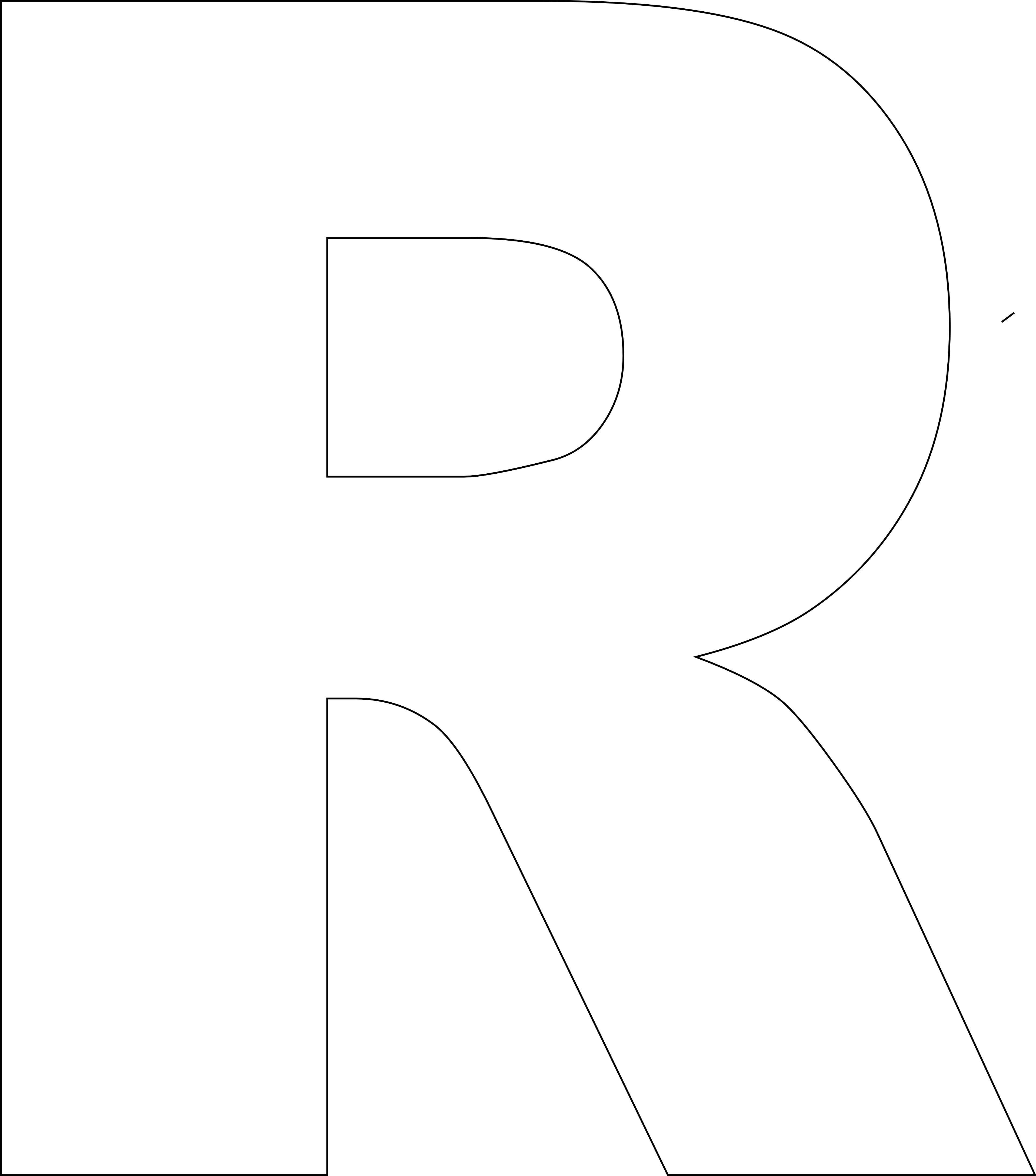 Free Printable Upper Case Alphabet Template | Printables | Alphabet - Free Printable Letter Templates