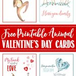 Free Printable Valentine's Day Cards And Tags   Clean And Scentsible   Free Printable Valentines Day Cards