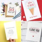 Free Printable Valentine's Day Cards   Free Printable Valentines Day Cards For Mom And Dad