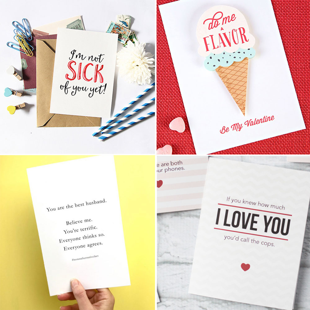 Free Printable Valentine's Day Cards - Free Printable Valentines Day Cards For Mom And Dad