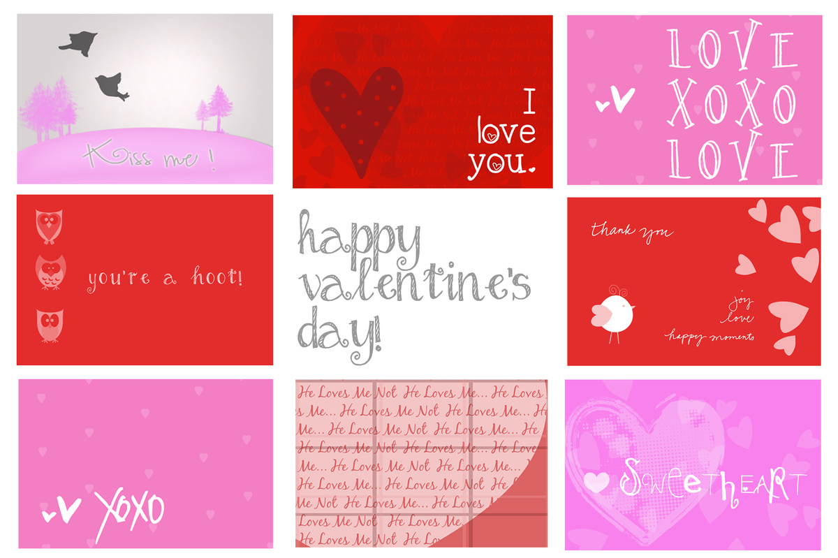 Free Printable Valentine's Day Cardthisblogisnotforyou - Free Printable Valentines Day Cards