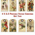 Free Printable Vintage Christmas Tags   Google Search | Craft Ideas   Free Printable Vintage Christmas Tags For Gifts