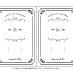 Free Printable Wedding Invitation Template – Free Printable Invitations