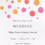 Free Printable Wedding Invitations | Popsugar Smart Living   Free Printable Halloween Wedding Invitations
