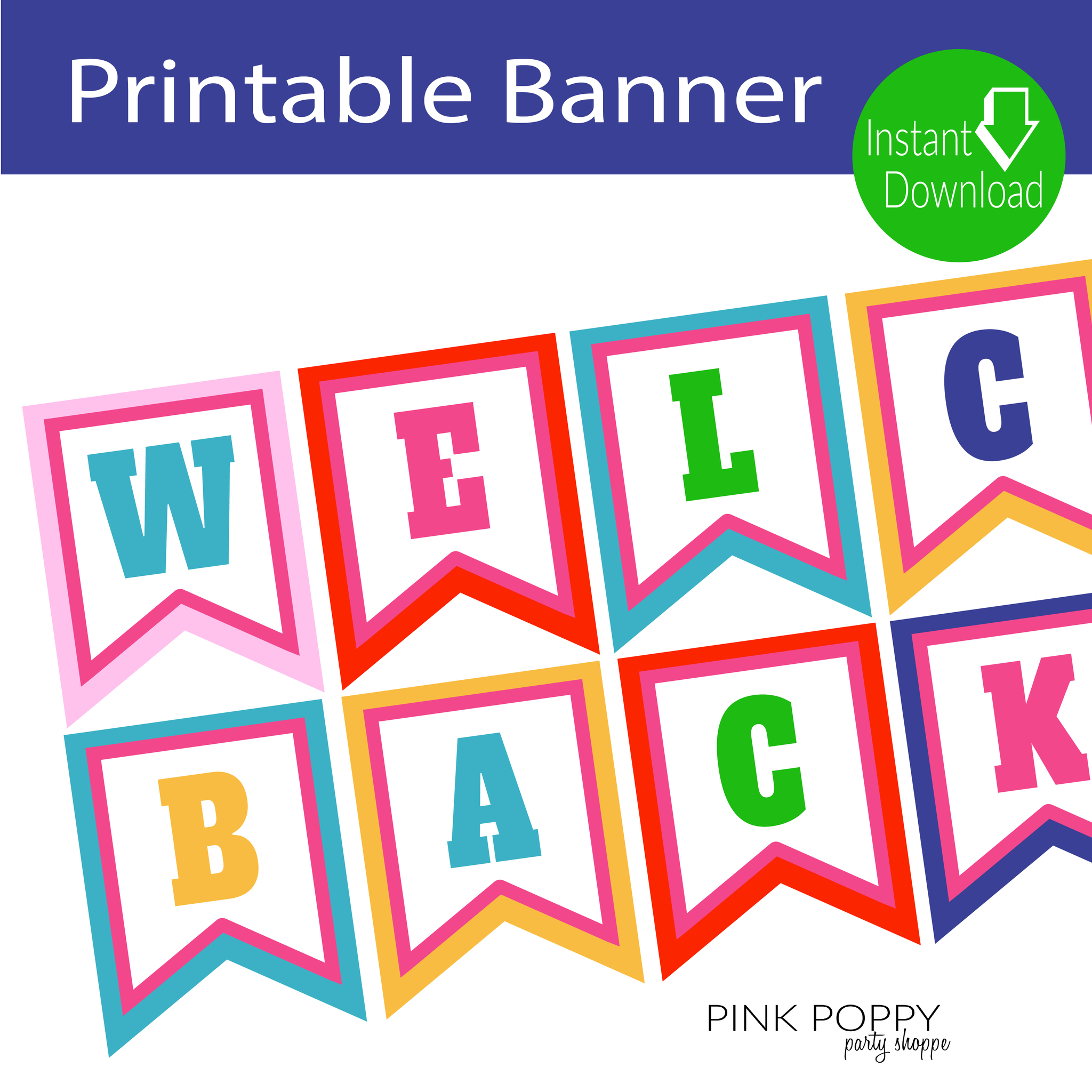Free Printable Welcome Banner Template | Template Business - Free Printable Banner Templates