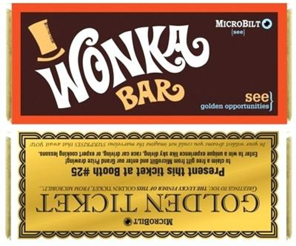 Free Printable Willy Wonka Golden Ticket Template Feat Tickets Temp - Free Printable Wonka Bar Wrapper Template