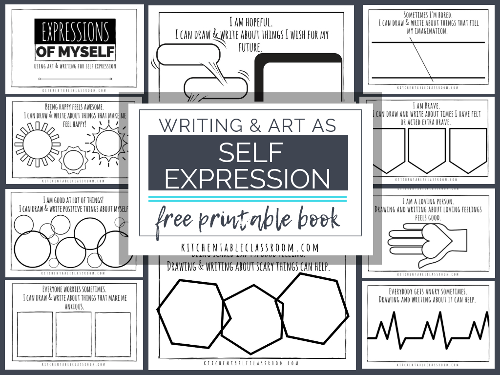 Free Printables And Activities On Feelings And Emotions - Homeschool - Free Printable Pictures Of Emotions