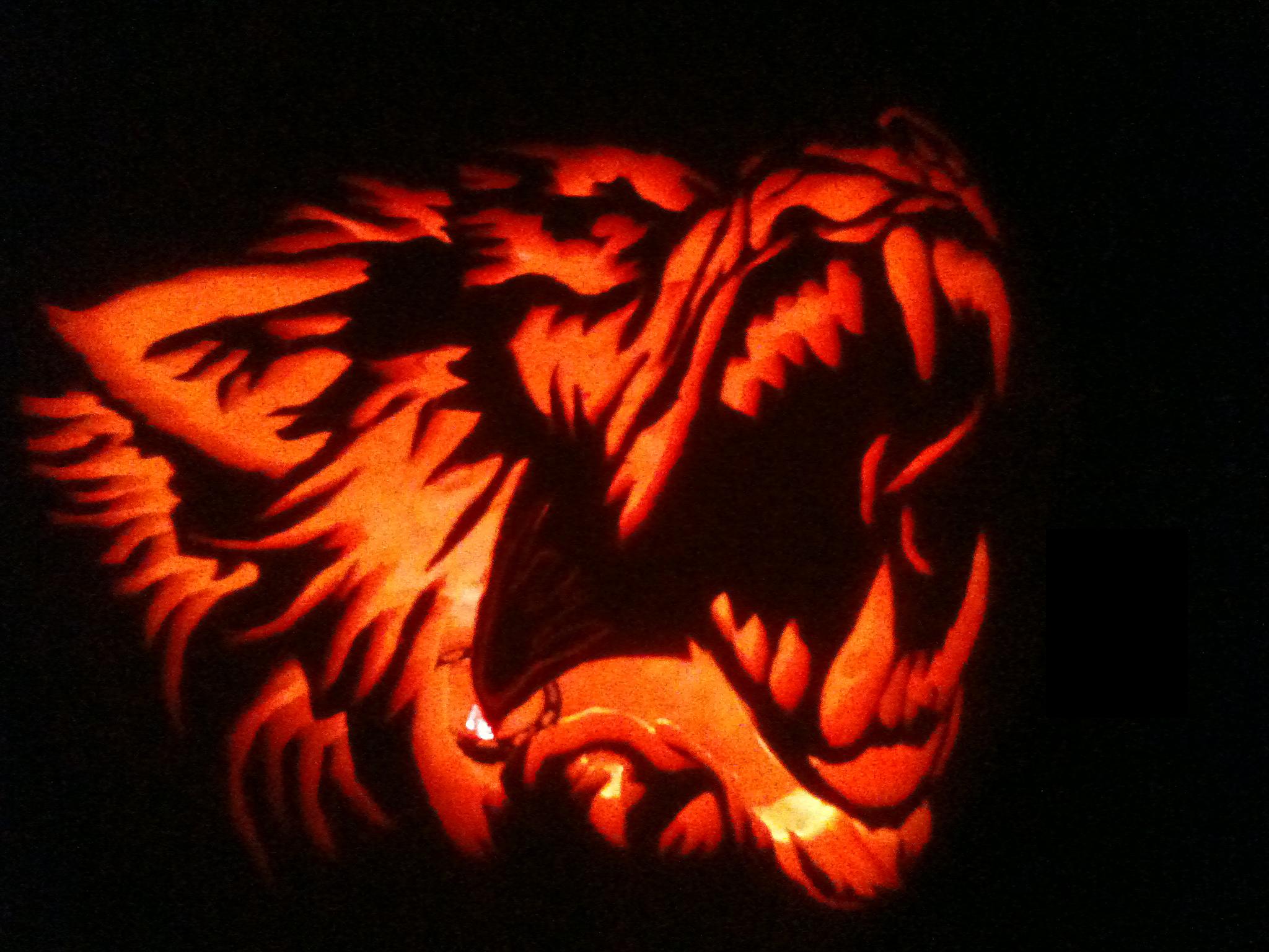 Free Pumpkin Patterns - Hard Pumpkin Carving Patterns Free Printable