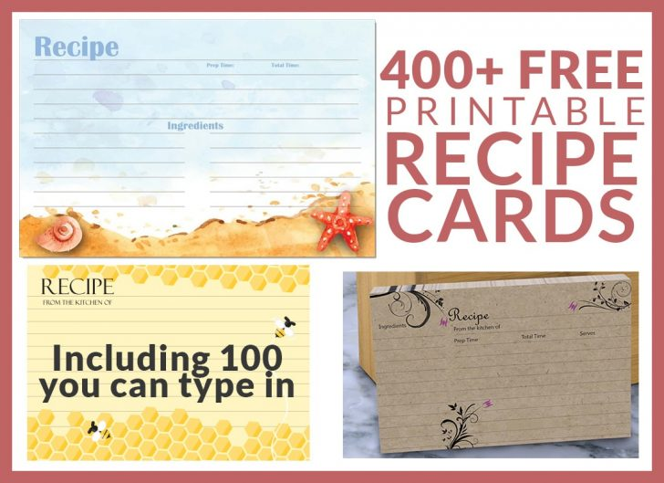 Free Printable Photo Cards 4X6