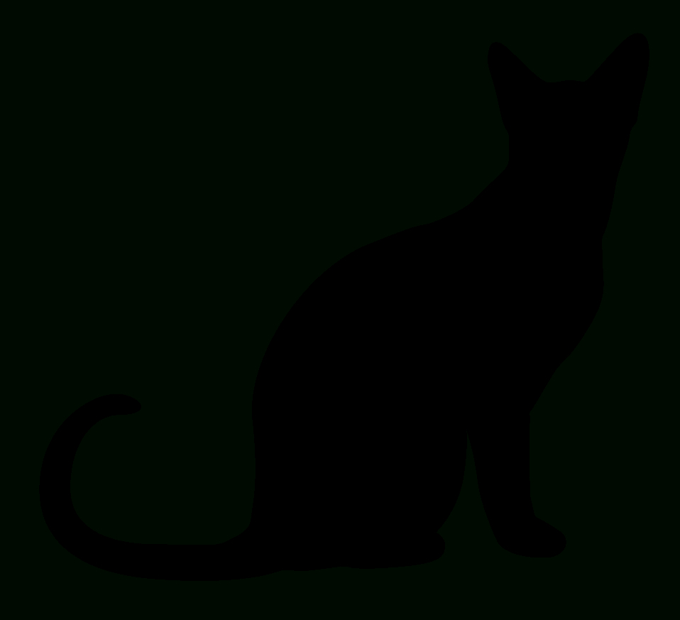 Free Scary Cat Photos, Download Free Clip Art, Free Clip Art On - Free Printable Cat Silhouette