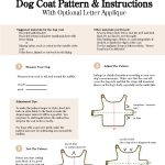 Free Sewing Patterns For Dog Clothes   New Zealand Of Gold Discovery   Dog Sewing Patterns Free Printable