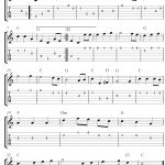 Free Sheet Music Scores: The Star Spangled Banner, Free Guitar   Free Printable Piano Sheet Music For The Star Spangled Banner