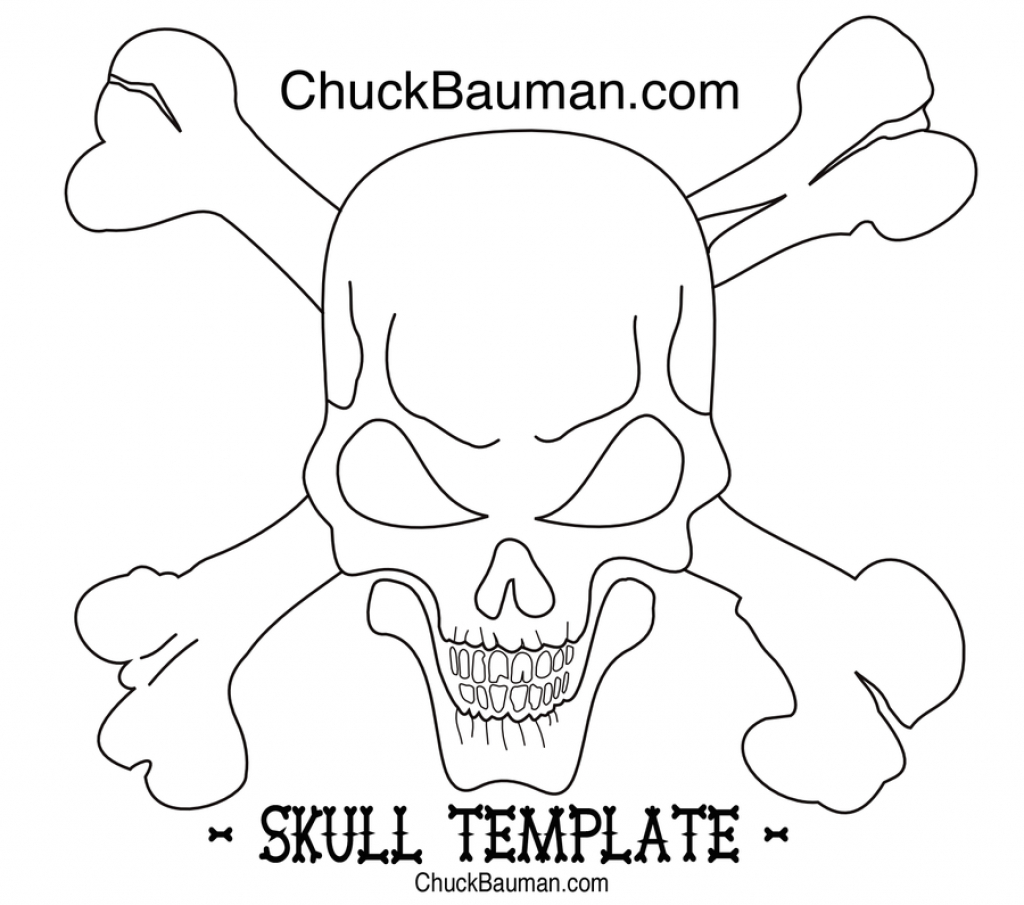 Free Skull Airbrushing Stencilcrb1177 On Deviantart Intended For - Free Printable Airbrush Stencils