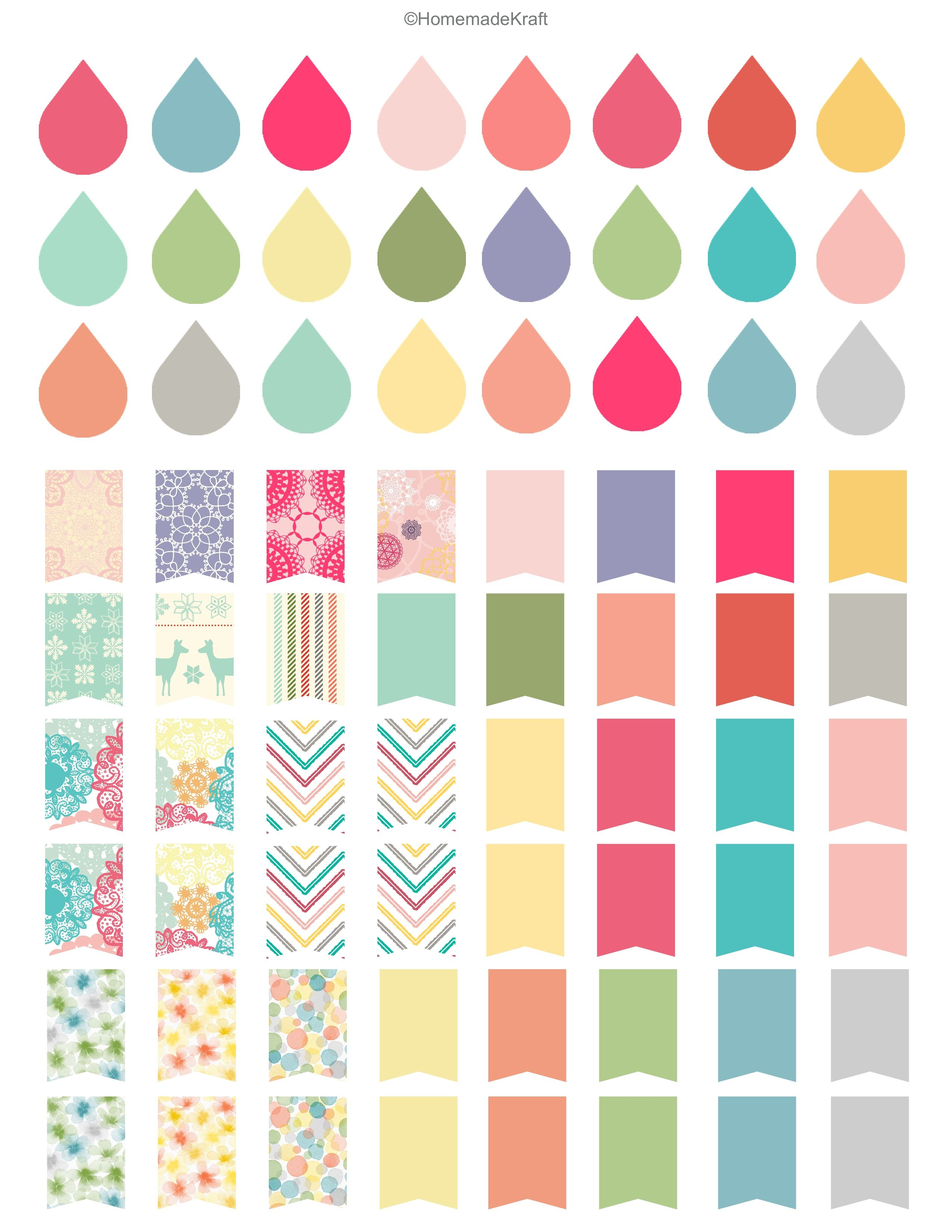 Free Sticker Printable! | Scrapbook Stuff | Pinterest | Printable - Free Printable Scrapbook Stuff