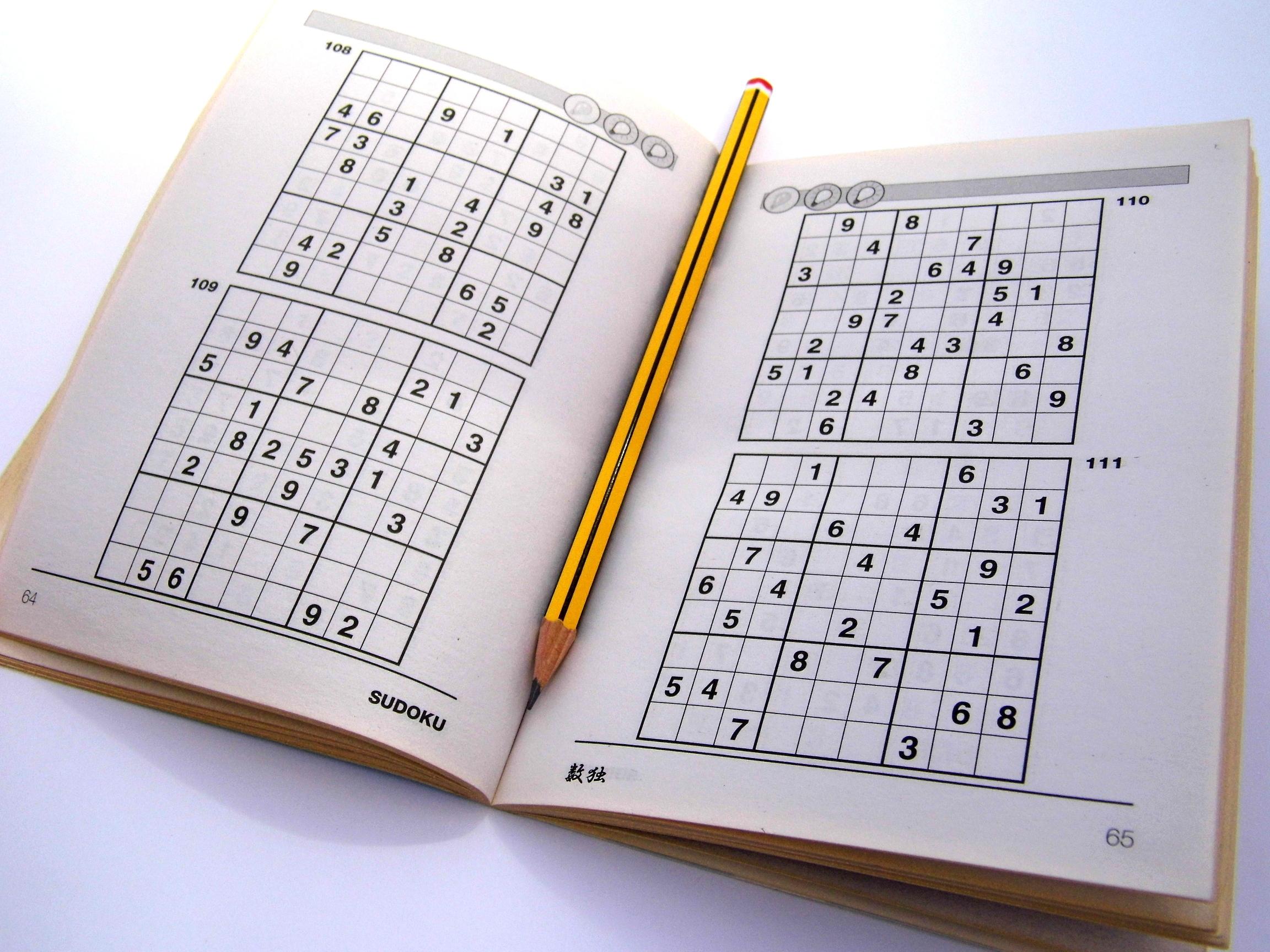Free Sudoku Puzzles – Free Sudoku Puzzles From Easy To Evil Level - Free Printable Sudoku 6 Per Page