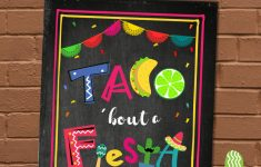 Free Printable Taco Bar Signs