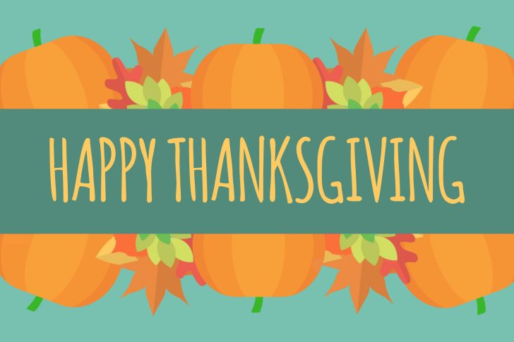 Happy Thanksgiving Cards Free Printable