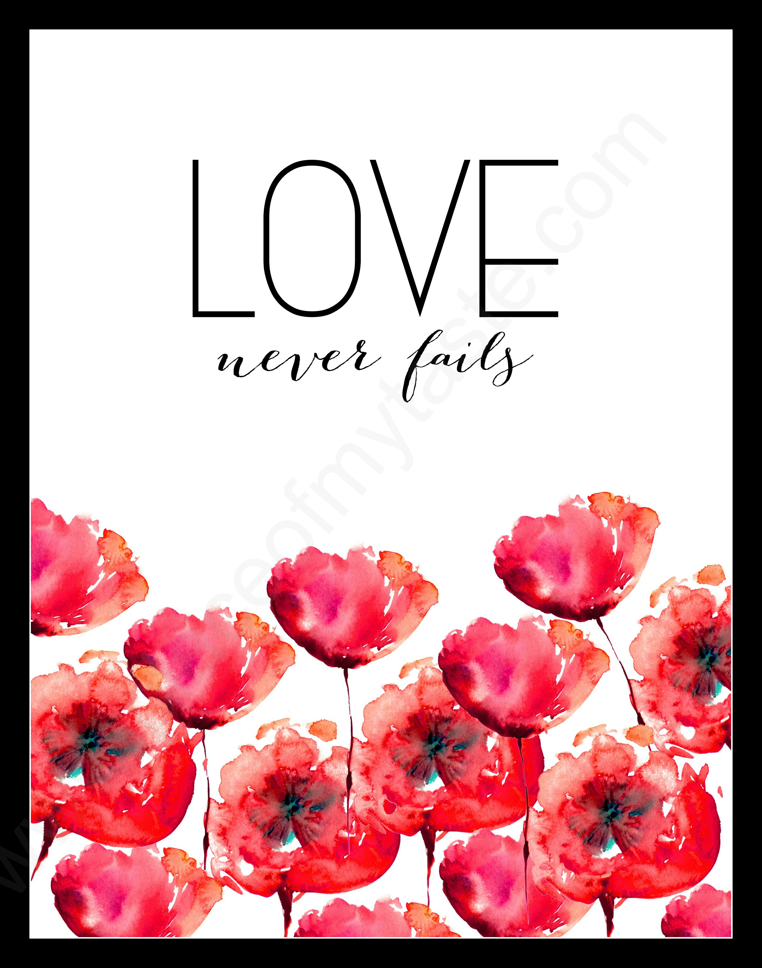 Free Valentine's Printable - Valentine's Day - Free Printable Valentine Decorations