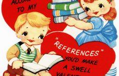 Free Printable Vintage Valentine Clip Art
