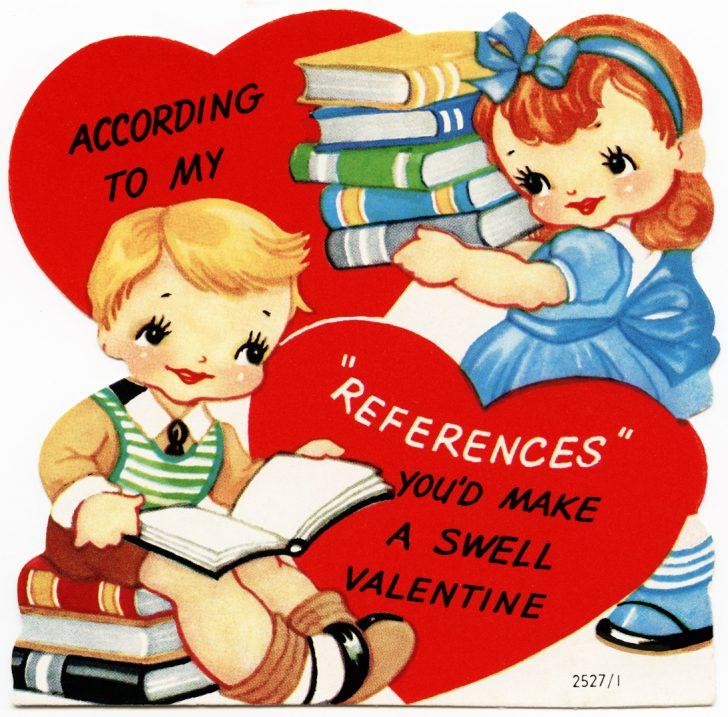 Free Printable Vintage Valentine Pictures
