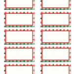 Free+Avery+Christmas+Tag+Label+Template | The Teacher In Me   Christmas Labels Free Printable Templates