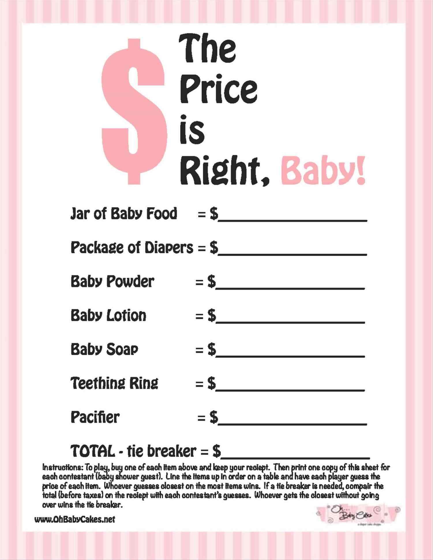 Freee Baby Shower Invitation Templates New Boy Crossword Puzzle With - Free Baby Shower Games Printable Worksheets