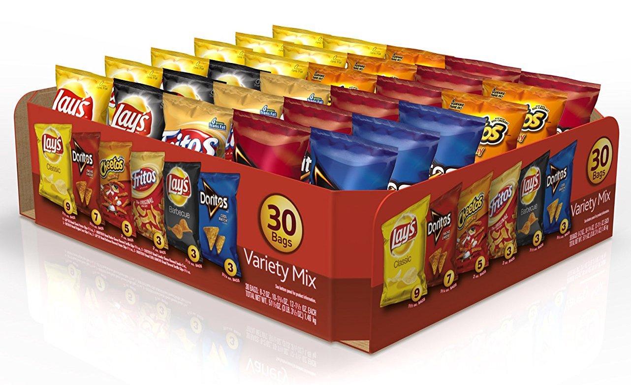 Frito-Lay Variety Pack, Classic Mix, 30 Pack!! | Hot Coupon World - Free Printable Frito Lay Coupons