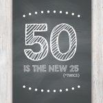Funny 50Th Birthday Card Printable | Etsy   Free Printable 50Th Birthday Cards Funny