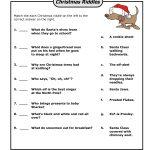Funny Christmas Riddles | Christmas | Christmas Riddles, Christmas   Free Printable Christmas Riddle Games