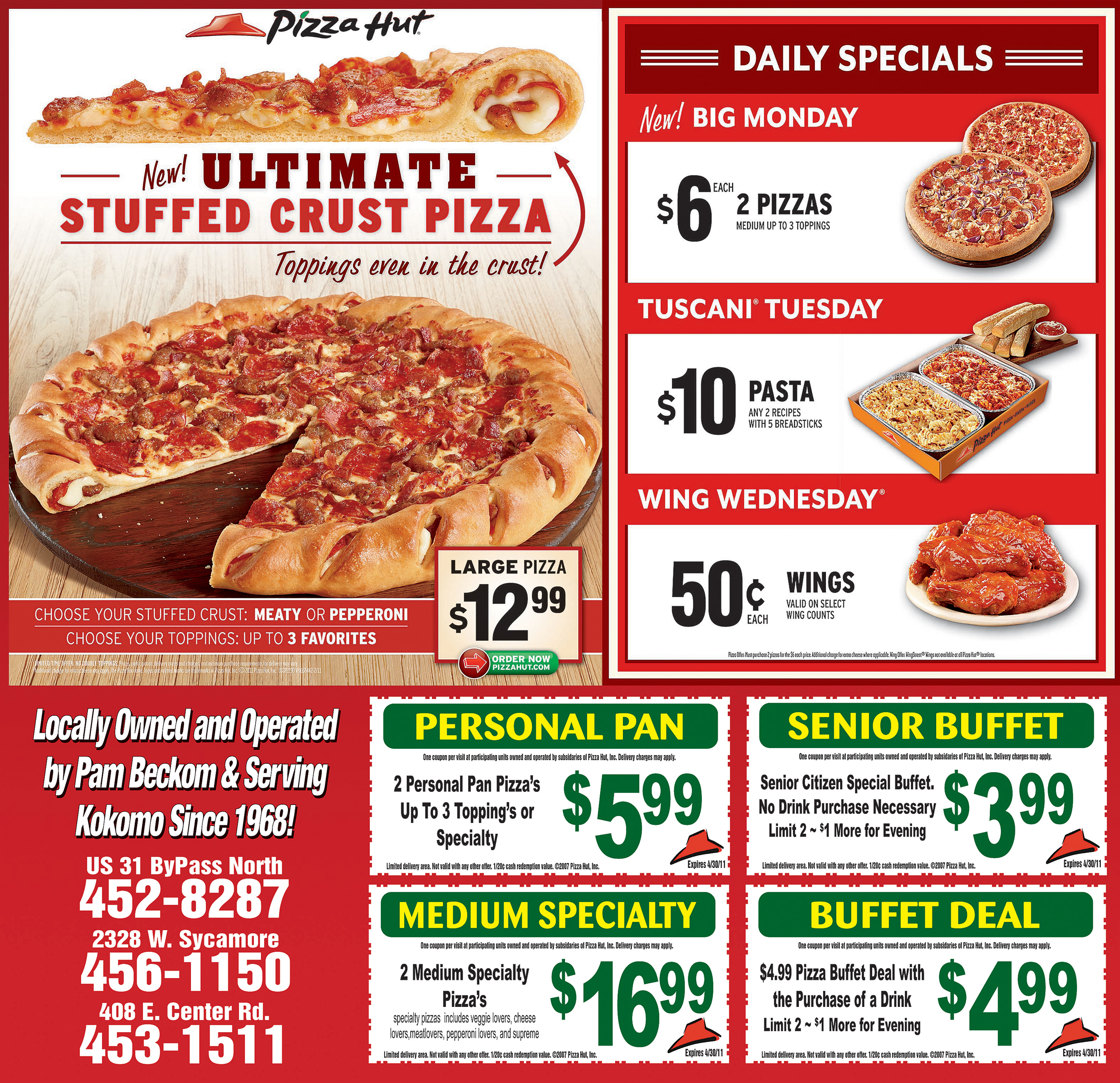 Get Your Pizza Hut Coupon | Printable Coupons Online - Free Printable Round Table Pizza Coupons