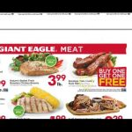 Giant Eagle Ad Coupon Matchup  8/24 8/30 Free Toothpaste, Cheap   Free Printable Giant Eagle Coupons