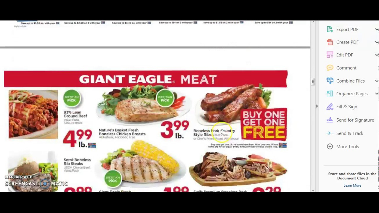 Giant Eagle Ad Coupon Matchup- 8/24-8/30-Free Toothpaste, Cheap - Free Printable Giant Eagle Coupons