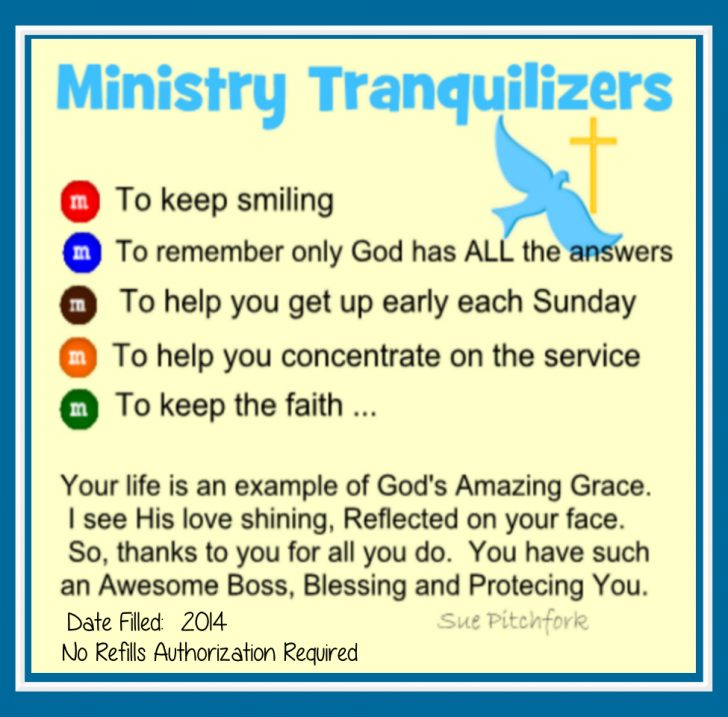 Pastor Appreciation Cards Free Printable