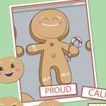 Gingerbread Man Preschool Emotions Printables | Preschool Ideas – Free Printable Gingerbread Man Activities