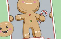 Gingerbread Man Preschool Emotions Printables | Preschool Ideas – Free Printable Gingerbread Man Activities