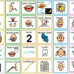 Going To The Dentist Communication Board | Aac  Medical And   Free Printable Communication Boards For Adults