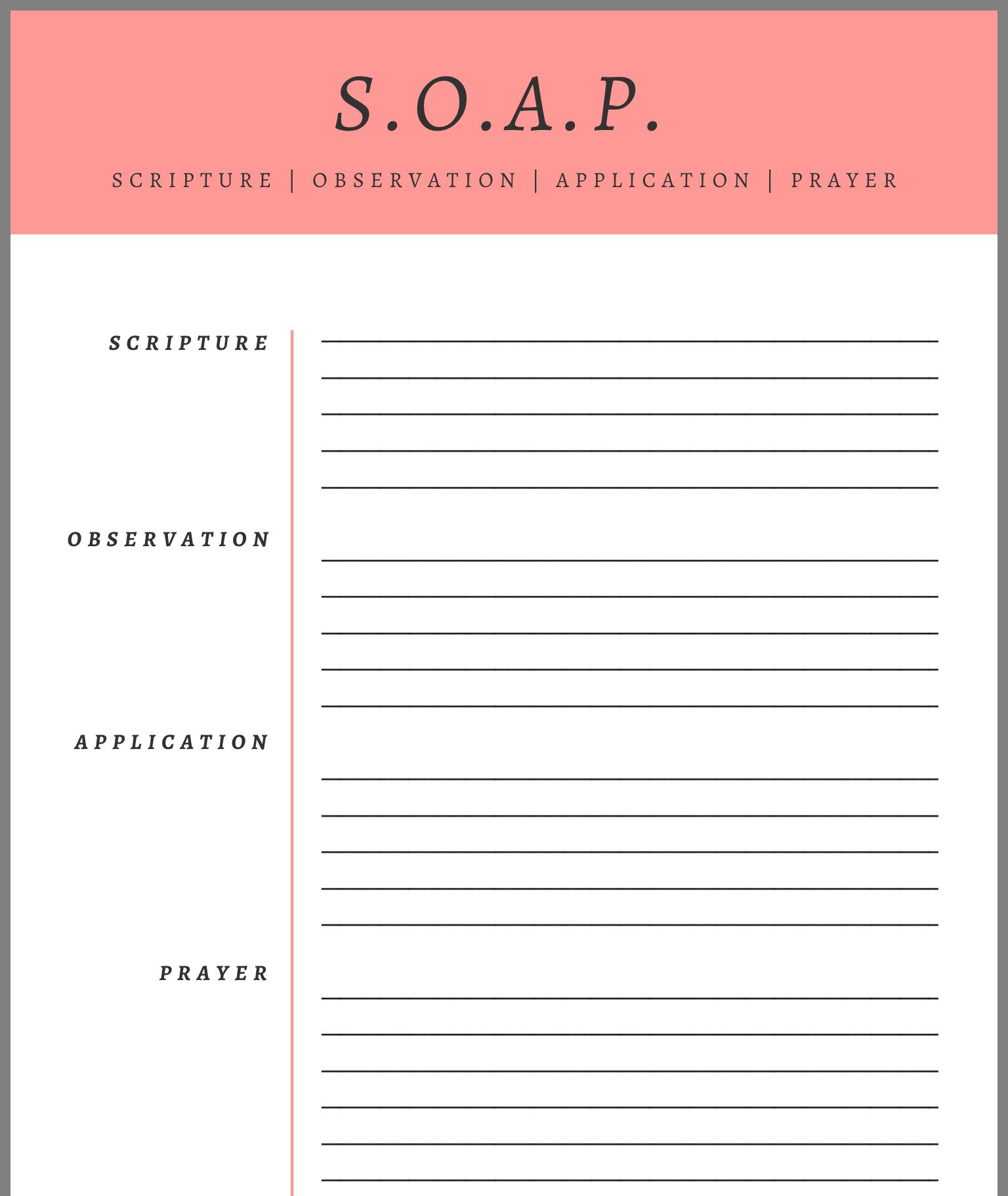 Good Soap Info And Printable | Christian Jounaling | Pinterest - Free Printable Bible Studies For Men