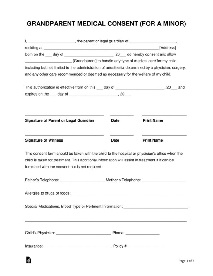 Free Printable Caregiver Forms