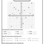 Graphing+Points+On+Coordinate+Plane+Worksheet | Preschool Idea   Free Printable Coordinate Grid Worksheets