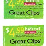 Great Clips Free Haircut Coupon Free Printable Coupons Great Clips   Great Clips Free Coupons Printable