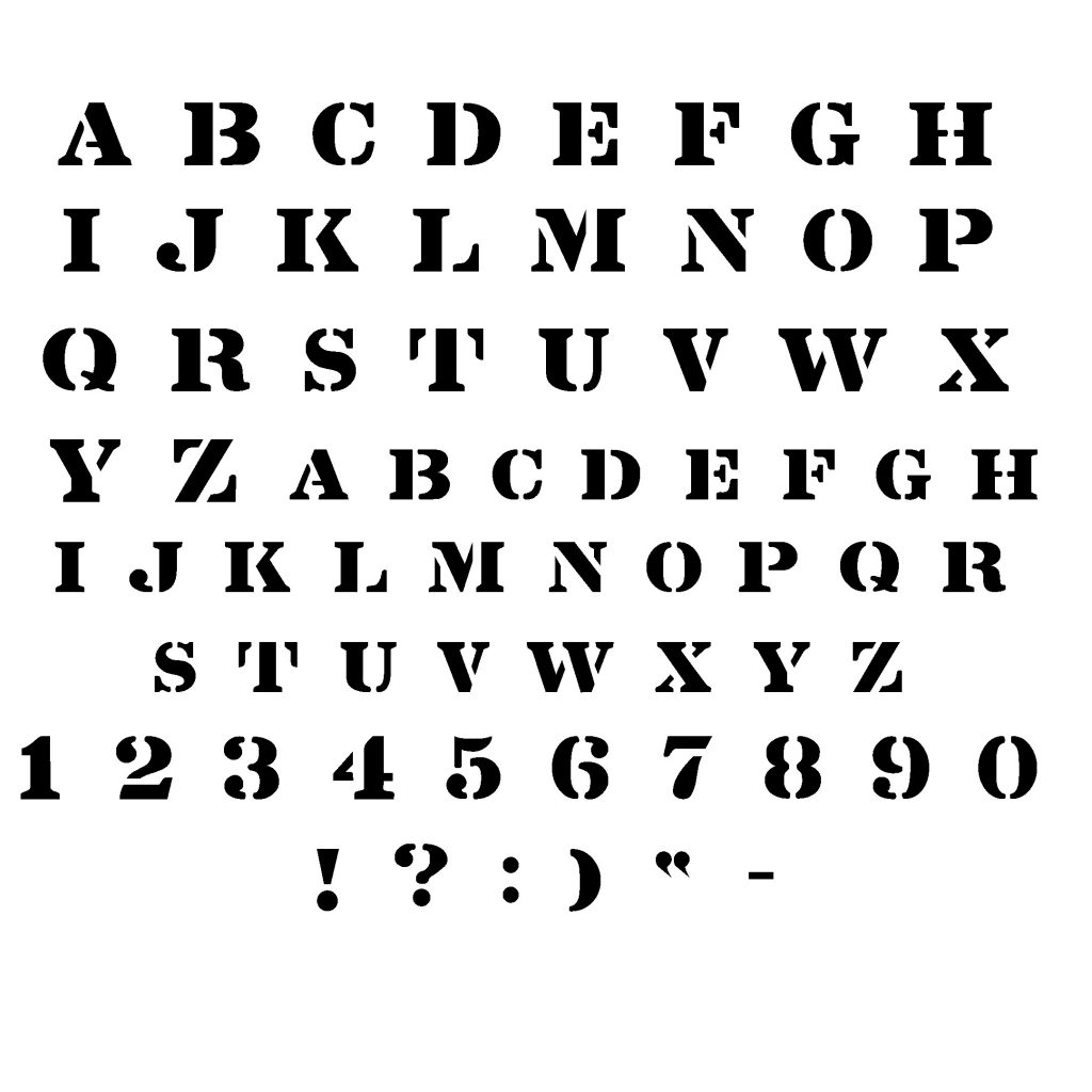 Greek Letter Stencils For Shirts Free Michaels Examples Printable - Free Printable Greek Letters