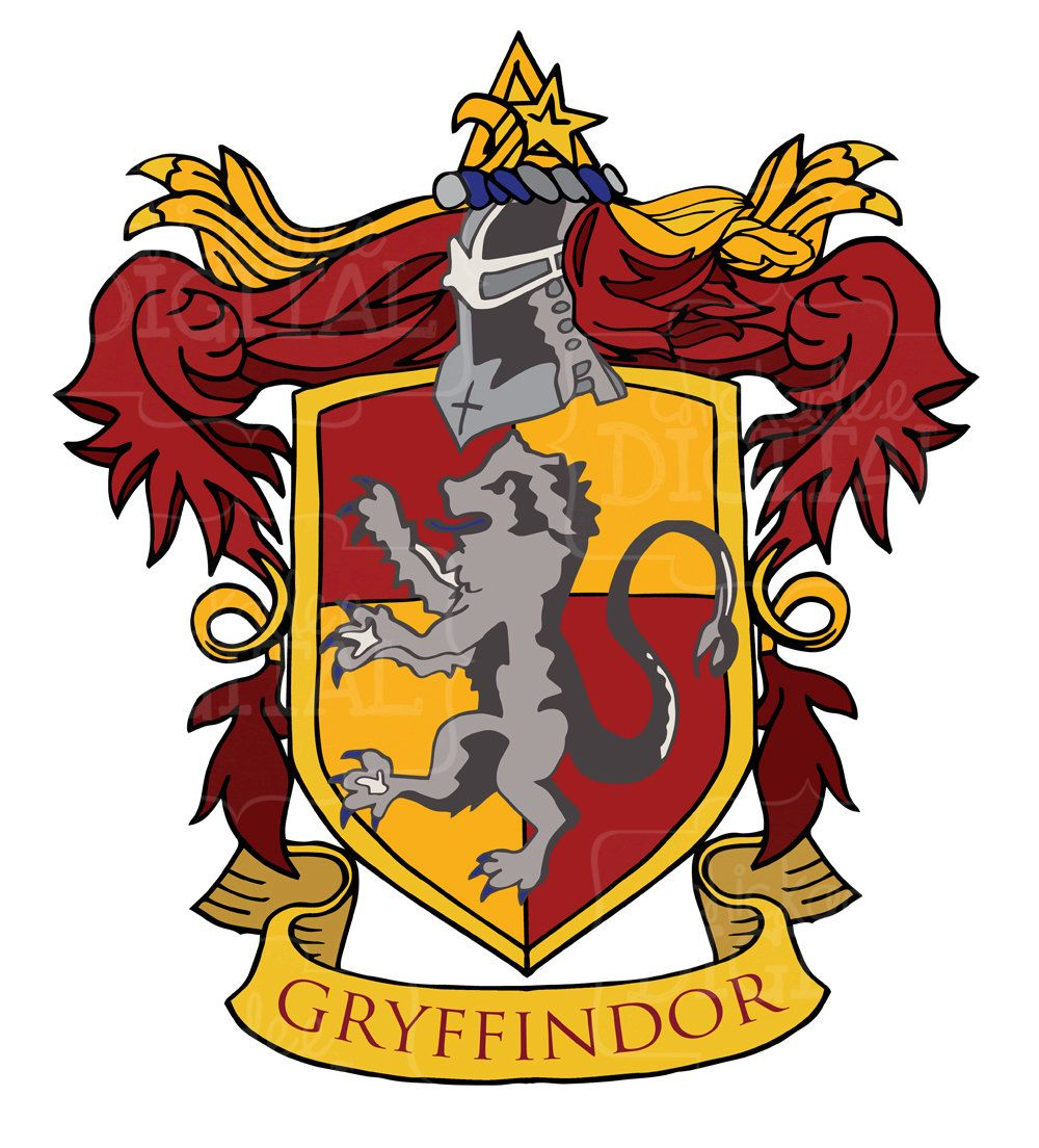 Griffindor   Hogwarts   Harry Potter Birthday, Harry Potter - Free Printable Harry Potter Clip Art