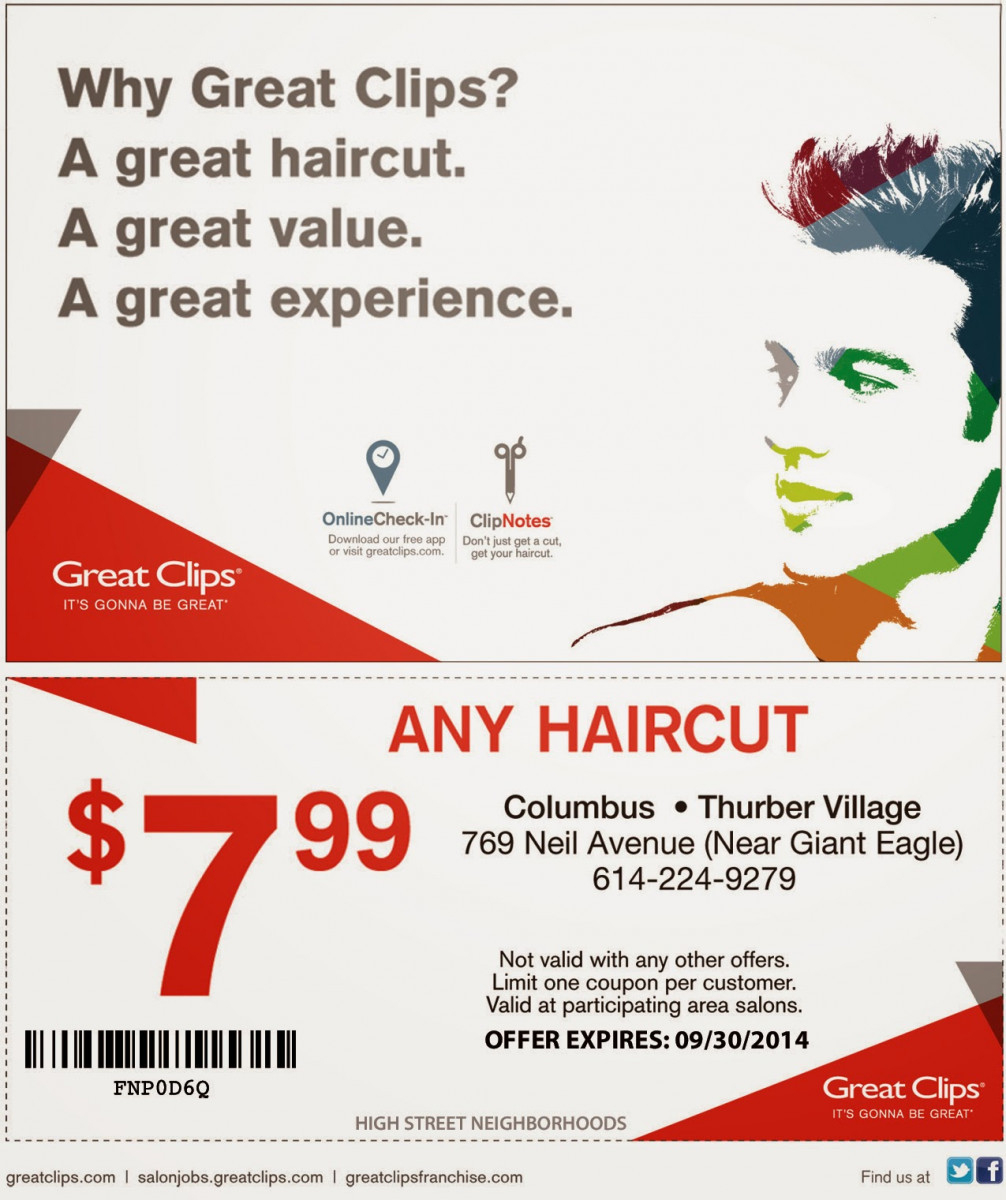 Haircut And Color Coupons - Stores Carry Republic Tea - Sports Clips Free Haircut Printable Coupon