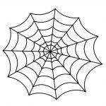 Halloween Spider Webs To Printable To | Clipart Crossword   Free Printable Spider Web