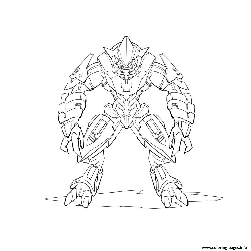 Halo Coloring Pages Pictures Coloring Pages Printable - Free Printable Halo Coloring Pages
